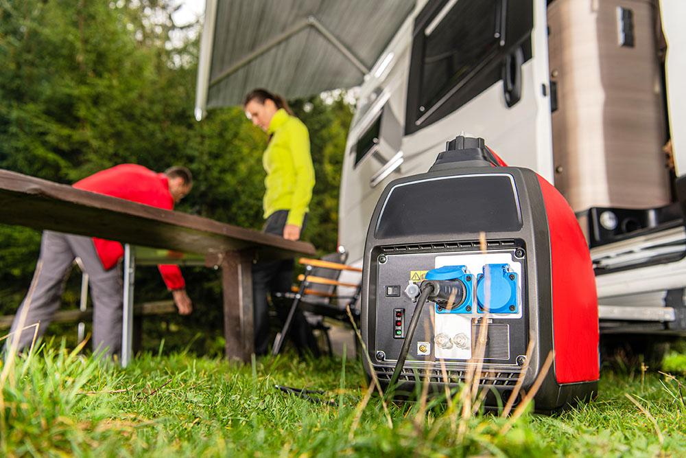 What Do RV Generators Run On (Most Common Fuels)