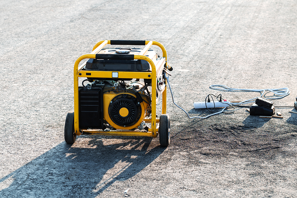 5 Best Generators (Inc. Portable) For Construction