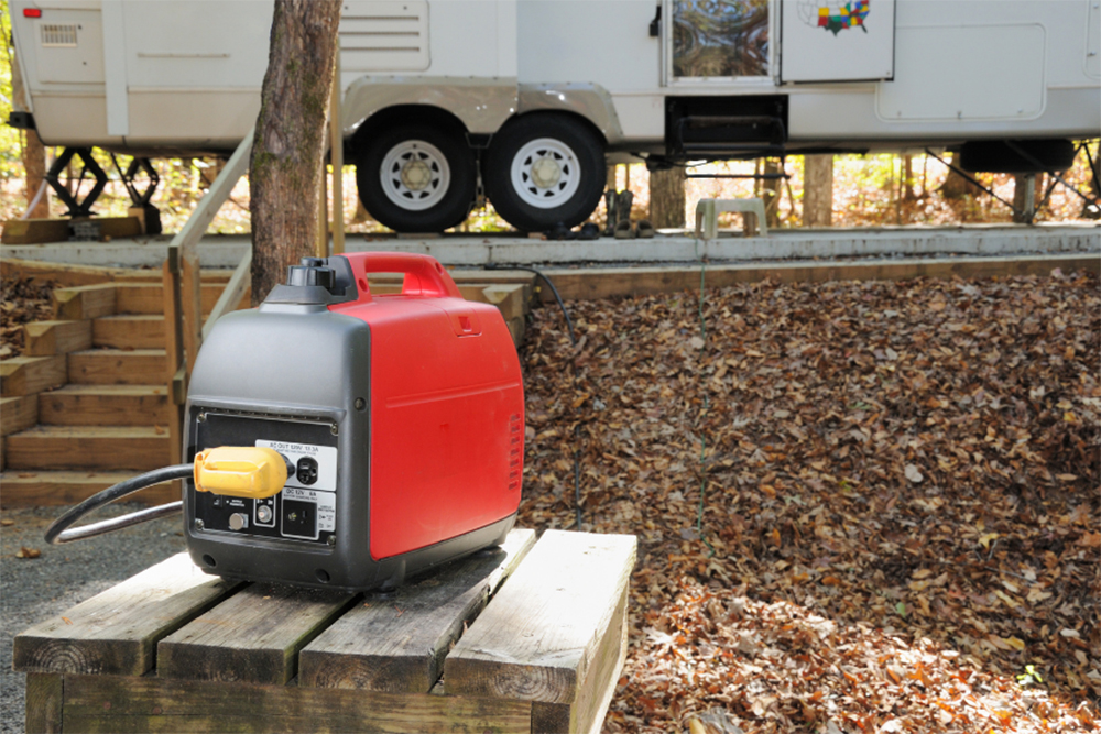 What Size Generator Do I Need To Run My 50 Amp RV (And What To Look For)