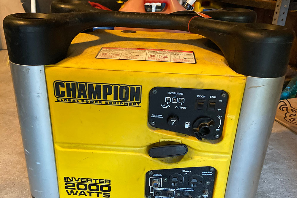Who Makes Champion Generator Engines (Inc. Small Engines)