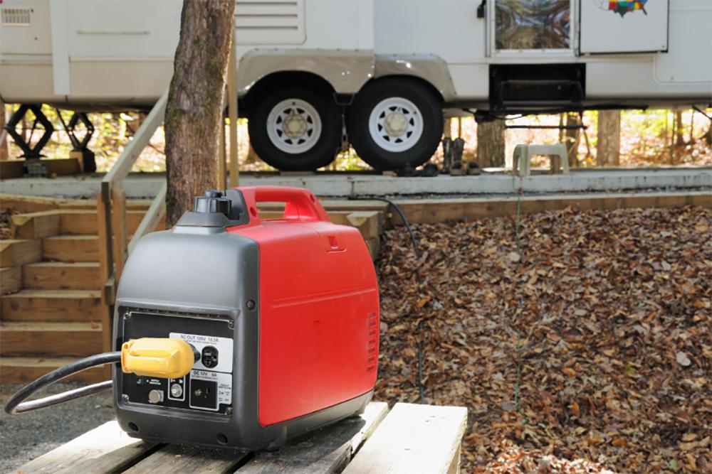 Will A Honda 2000 (EU2000I) Generator Run An RV Air Conditioner